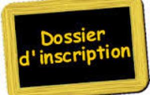 """Résultat de recherche d'images pour """"dossier inscription"""""""